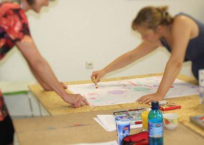 Kunsttherapie bei Cornelia Kögler in Bodenheim